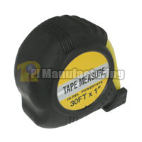30ft Retractable and Lockable Tape Measure