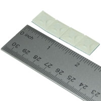 Self Adhesive Tie Mount, 12.6mm x 12.6mm, 100pcs/pack