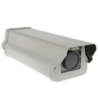 Outdoor Camera Housing with IR