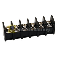 Barrier Type Terminal Block, Pitch: 8.25mm, Pin 6