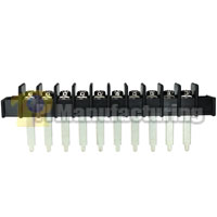 Barrier Type Terminal Block, pitch: 10mm, hd-10 series, 10 pin 12 pole