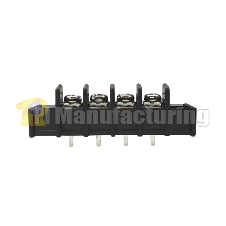 Barrier Type Terminal Block, pitch: 10mm, hd-10 series, 4 pin 6 pole