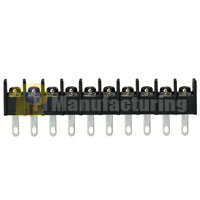 Barrier Type Terminal Block, pitch: 11mm, hd-30, 10 pin