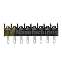 Barrier Type Terminal Block, pitch: 11mm, hd-30, 8 pin