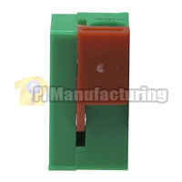 Barrier Type Terminal Block, Pitch: 5mm, Pin: 1