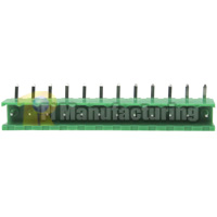 Pluggable Type Terminal Block, Pitch: 5.08mm, Pin: 12