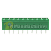 Pluggable Type Terminal Block, Pitch: 5mm, Pin: 10