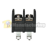 Barrier Type Terminal Block, pitch: 9.5mm, 203 series, 2 pin