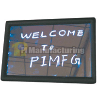 LED Menu Board with Magnet & Stand