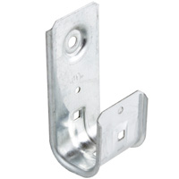 "1-5/16"" Wall Mount J-Hook"
