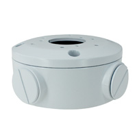 Junction Box for HD-TVI Dome Camera 351 Series (TVI-2M-351)