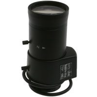 Varifocal Auto Iris DC Lens, 5-100mm, f1.4, for CCTV Cameras