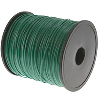 Cable Tie Roll, 886 Feet Long - Green