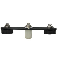 2 Microphone Attachment Bracket with Lock Function