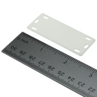 Cable Marker Plates 60 x 25 x 1 mm, 100pcs/pack