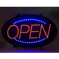 LED OPEN Sign, 57x35 cm