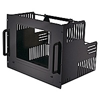 19 inch Rackmount Monitor Enclosure for 14 - 15 inch Monitors, 8U