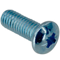 M6 Screws, Self-tapping, 50 pieces