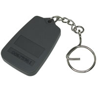 Proximity Key Tag, Square (r/w Temic Chip)