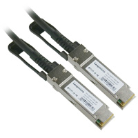 Cisco QSFP-H40G-CU2M Compatible 40GBASE-CR4 QSFP+ Passive Direct Attach Copper Cable 2 Meter, 30AWG