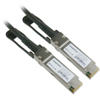 Cisco QSFP-H40G-CU3M Compatible 40GBASE-CR4 QSFP+ Passive Direct Attach Copper Cable 3 Meter, 30AWG