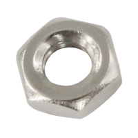 Hex Nut, 100 pieces