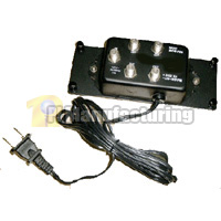 Home Structured Wiring Coaxial Signal Splitter : UHF, VHF, FM, 47mhz - 860mhz
