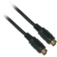 24ft S-Video Male to Male Cable
