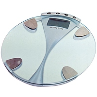 Health Scale, Measures Fat, Max 330 Lbs