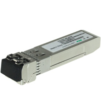 Cisco Compatible 10GBASE-SR SFP+ Transceiver LC Multimode Duplex Fiber Gigabit 850nm, with DDM, Up to 300 Meters