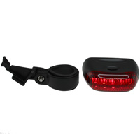 Multi-function Safety Light - Black