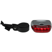 Multi-function Safety Light - Silver