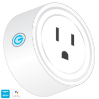 Smart Wi-Fi Plug (Works with Amazon Alexa / Google Assistant)