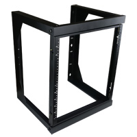 12U Swing-Out Wall Mount Rack