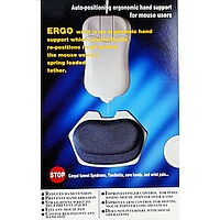 Mousepad with Wrist-rest