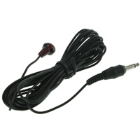 Single IR Emitter, 3.5mm Mono Male, 10ft Cable