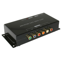 HDTV Cat5 Receiver with IR