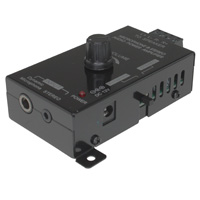 Microphone and Stereo Power Amplifier (Stand-Alone)