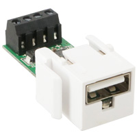 USB Keystone Charger 5V / 2.8A Output Max
