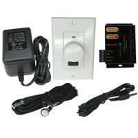 Volume Control with IR Receiver Connecting Block Kit (TTA-1161D + TTA-1139 + TTA-1141 + TTA-1142)