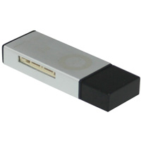 USB Compact Card Reader for (MS / MS Pro / MS Duo / MS Pro Duo)