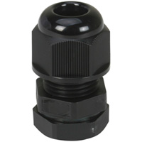 Cable Glands A Type Parallel (G,PF) Short Threads IP68 for Cable Range 7.8-4.5mm Thread Length 9mm