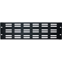 Patch Panel Bracket with Horizontal Air Vents, 19 x 5.25 inch, 3U