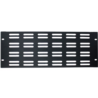 Patch Panel Bracket with Horizontal Air Vents, 19 x 7 inch, 4U