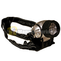 7 LED Flashlight Straps to the Head